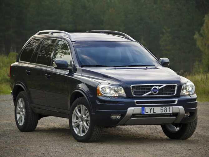 Volvo XC90 отзывы владельцев специфика ремонта Volvo XC90 проблемы в трансмиссии