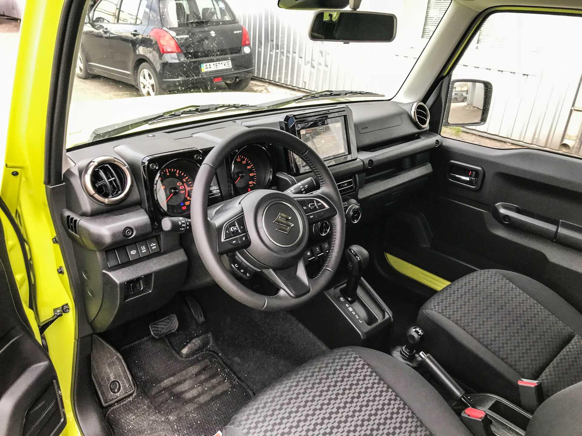 Suzuki jimny 2020 2021 года