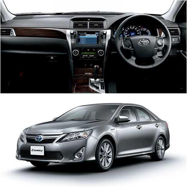 Toyota camry hybrid - лучший автомобиль в своем классе. toyota camry hybrid – ✩автомобиль toyota, тест-драйв авто