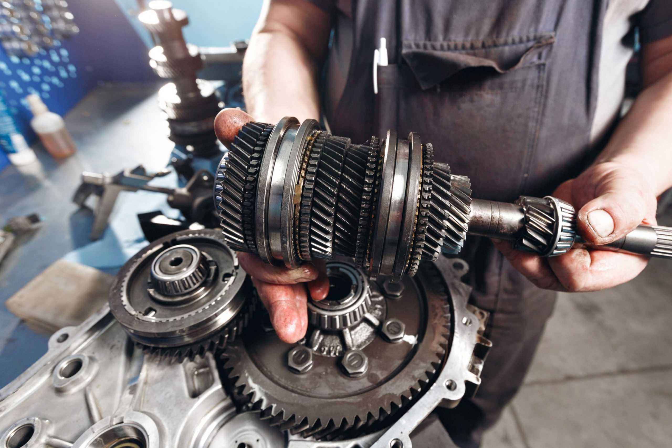 Неисправности КПП: ремонт или замена?