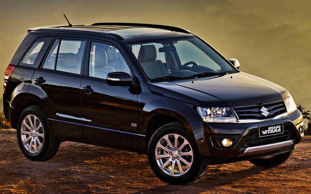 Характеристики Suzuki Grand Vitara история интерьер экстерьер багажник двигатель