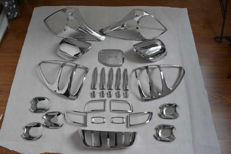 Хромирование деталей является одним из наиболее привлекательных видов покрытий применяемых при проведении тюнинга автомобилей Оно придает изделиям блестящий серебристый вид а также защищает металл от коррозии