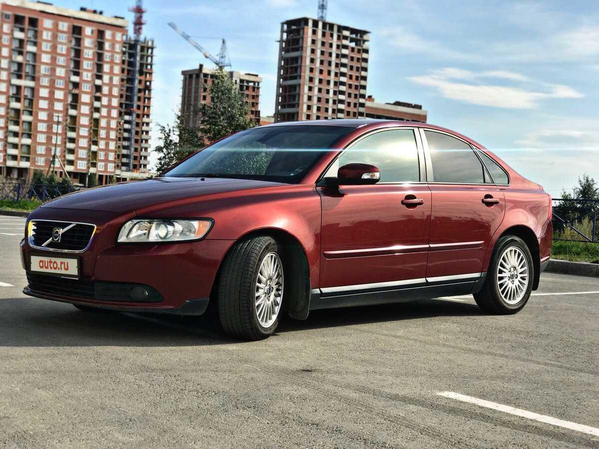 Volvo s40 i (1995-2004) – тряпичный союз
