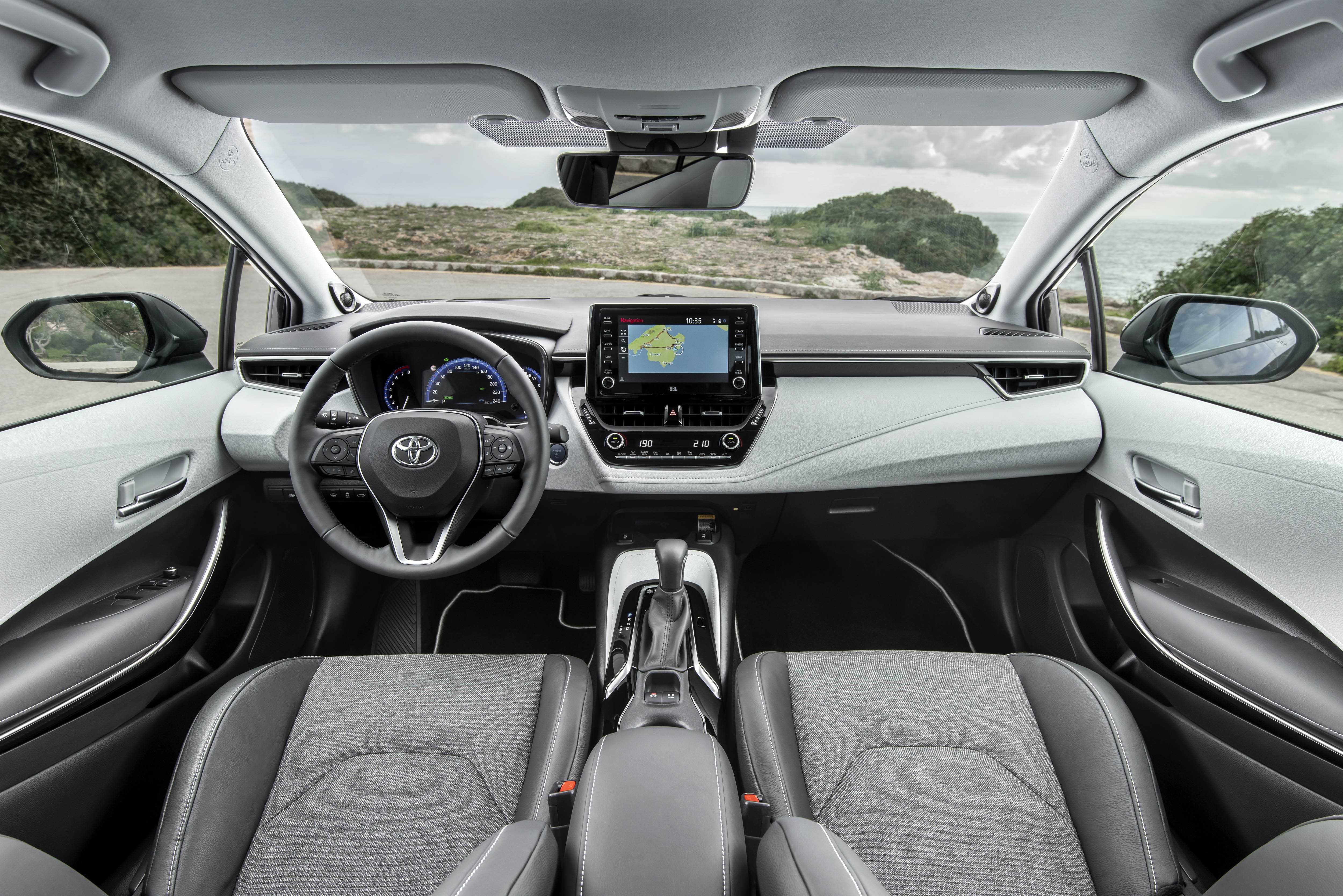 Toyota corolla 2019 | фото, цена, характеристика