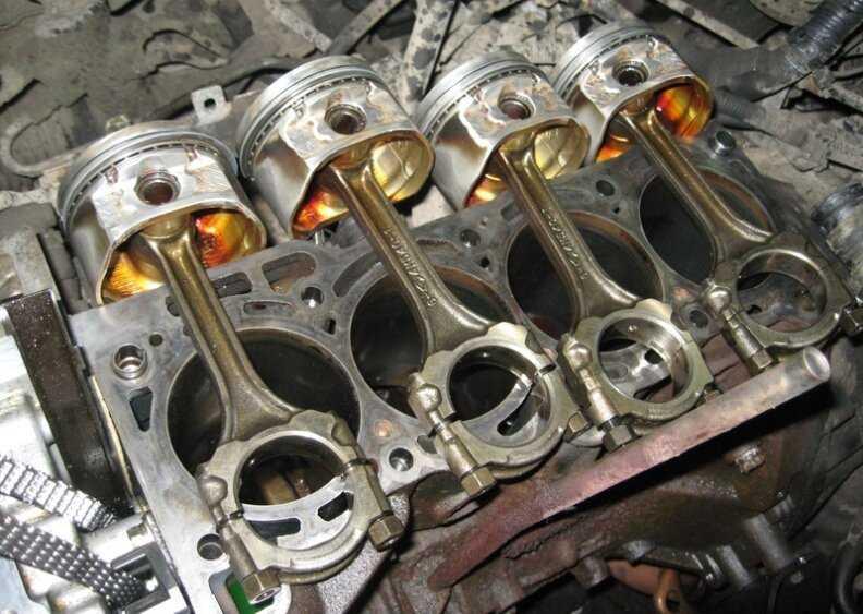 Что входит в капитальный ремонт двигателя: объём работ, запчасти