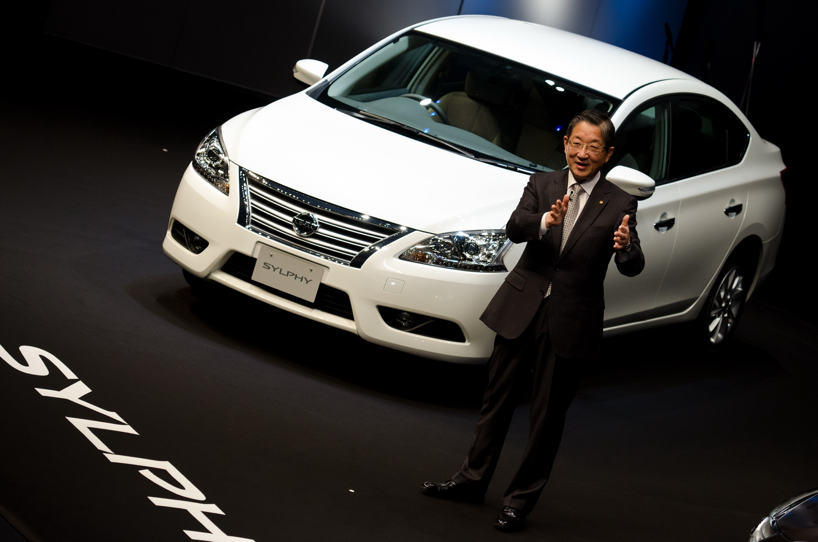 Nissan imk – бескомпромиссный автомобиль для городских жителей