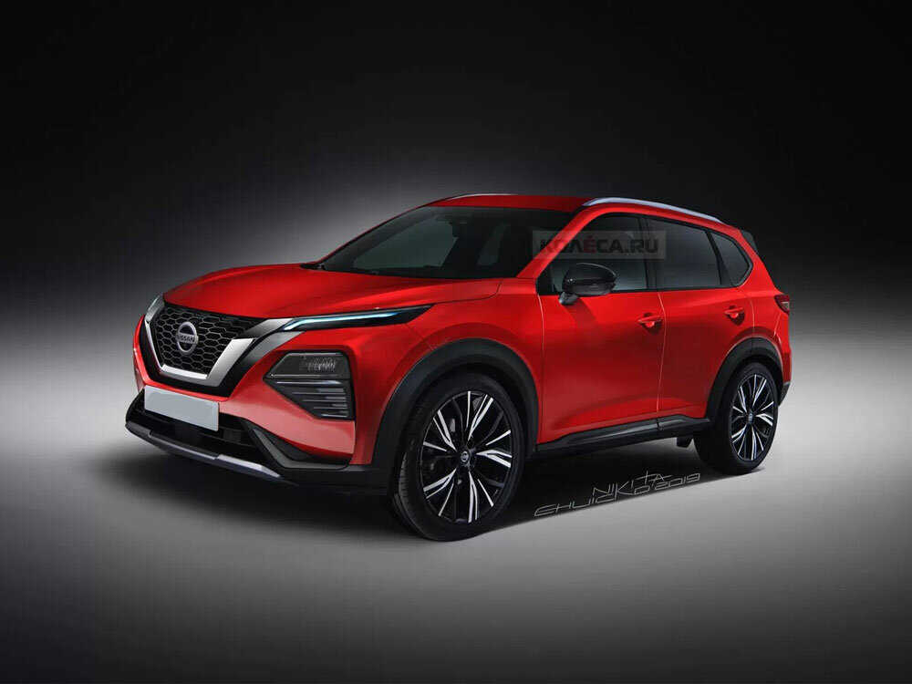 Nissan x-trail 2019-2020: фото, характеристики, комплектации, цены | автогид