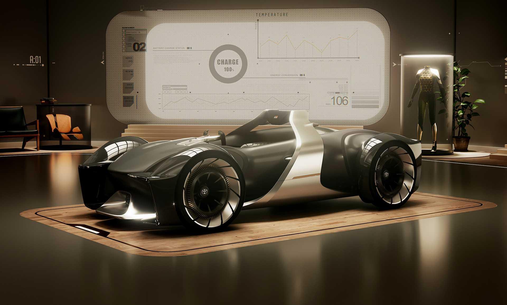 Lexus представит электрический концепт в токио в октябре - «автоновости» » авто - новости