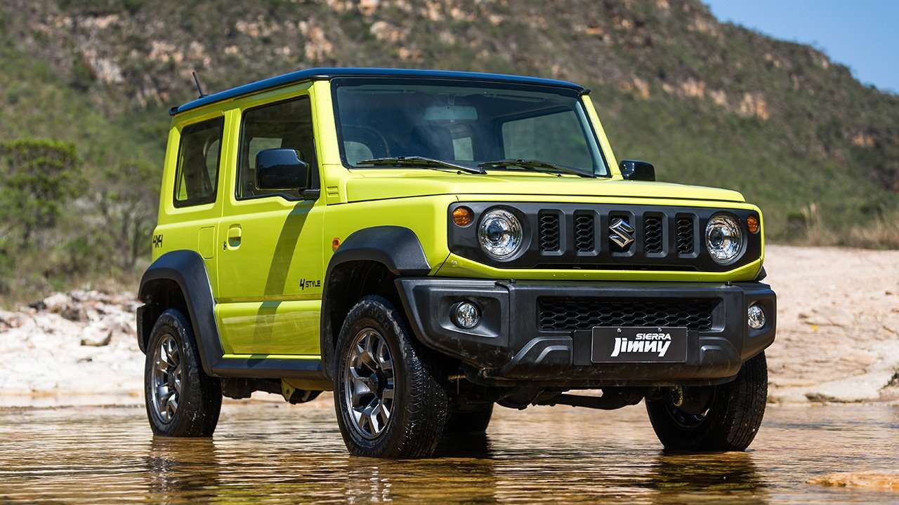 Suzuki jimny 2019 2020 года | все про авто