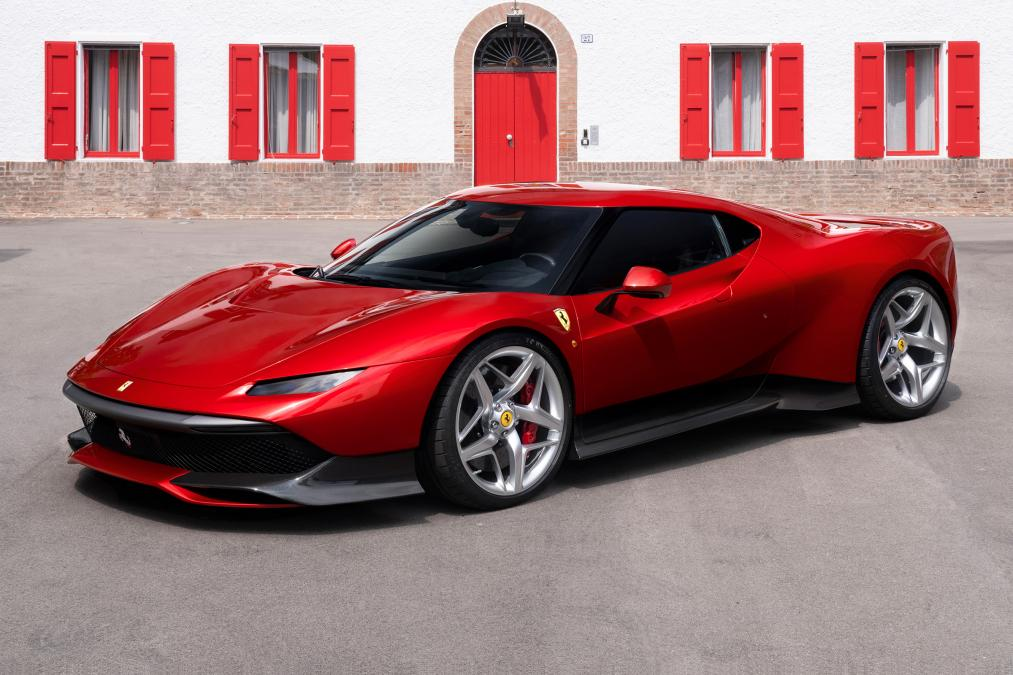 Ferrari 458 speciale 2013: характеристики, цена, фото
