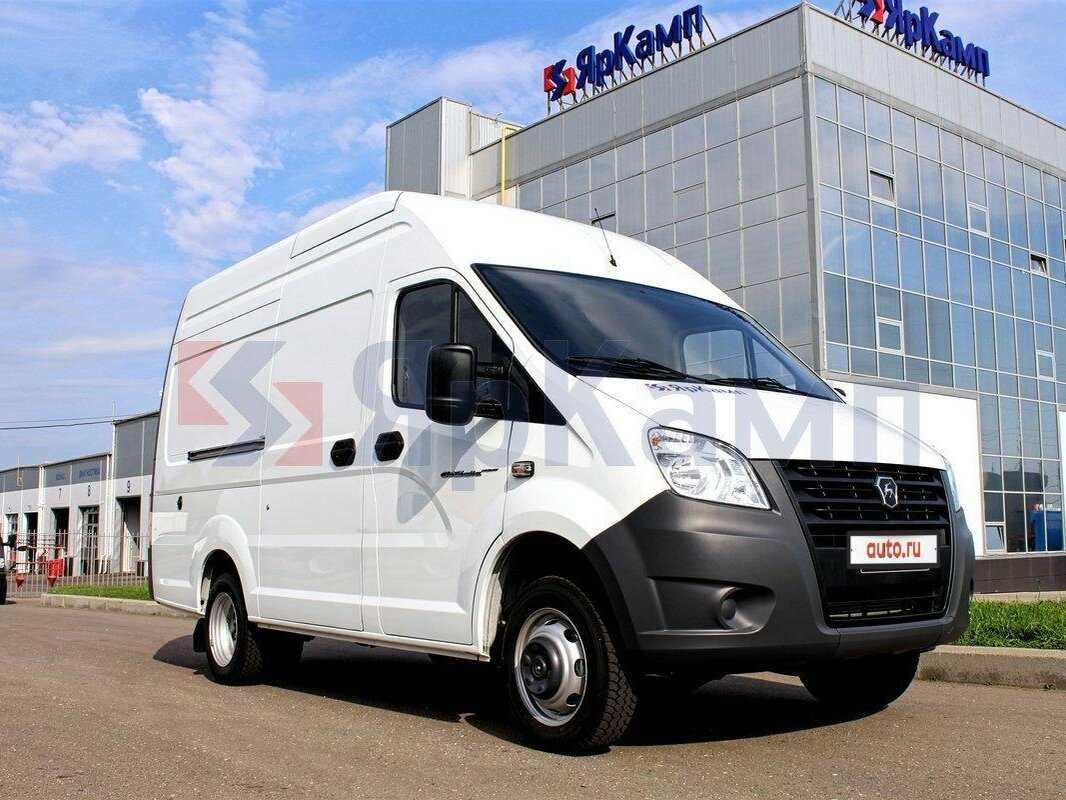 Сверхдлинные фургоны и микроавтобусы «газель next» появились в продаже (цены и фото)