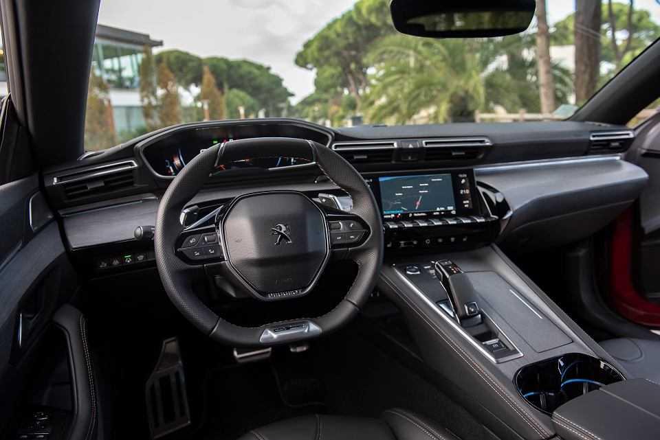 Peugeot 508 (2010-2018) – перезагрузка