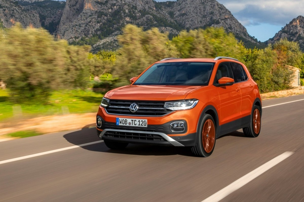 Volkswagen t-cross 2020 года с проверенными моторами