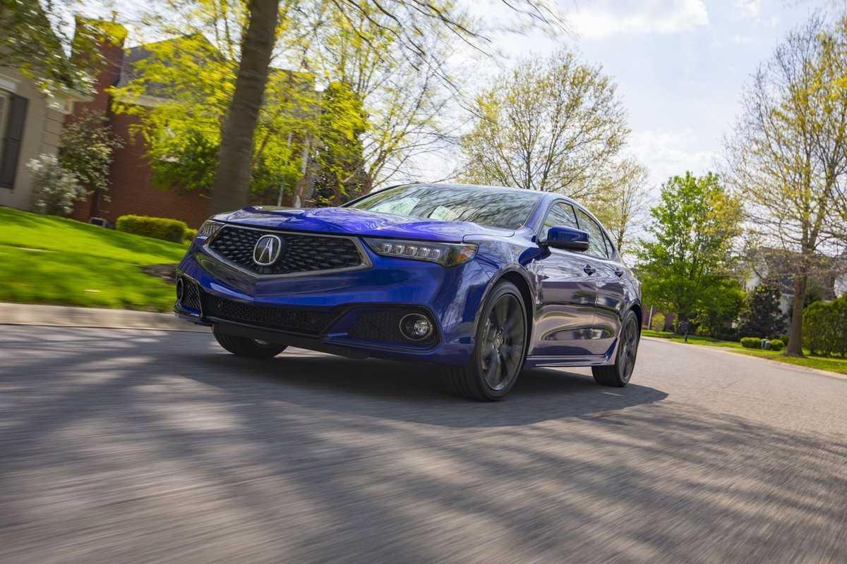 Acura приостановила продажи седана tlx в сша из-за возможной неисправности стояночного режима акпп