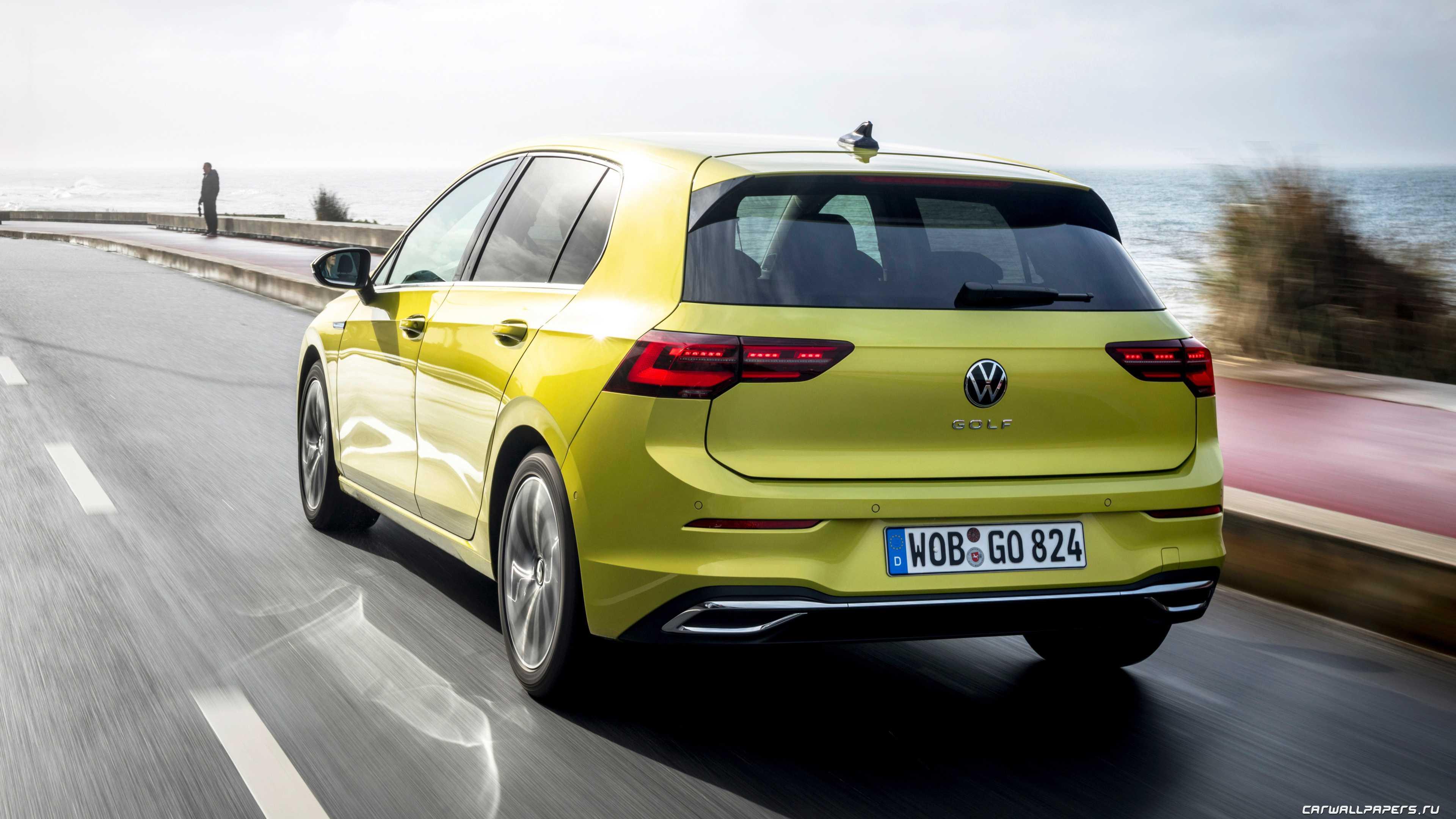 Новый volkswagen golf 8 2020, обзор, характеристики, комплектации, двигатель и трансмиссия, старт продаж