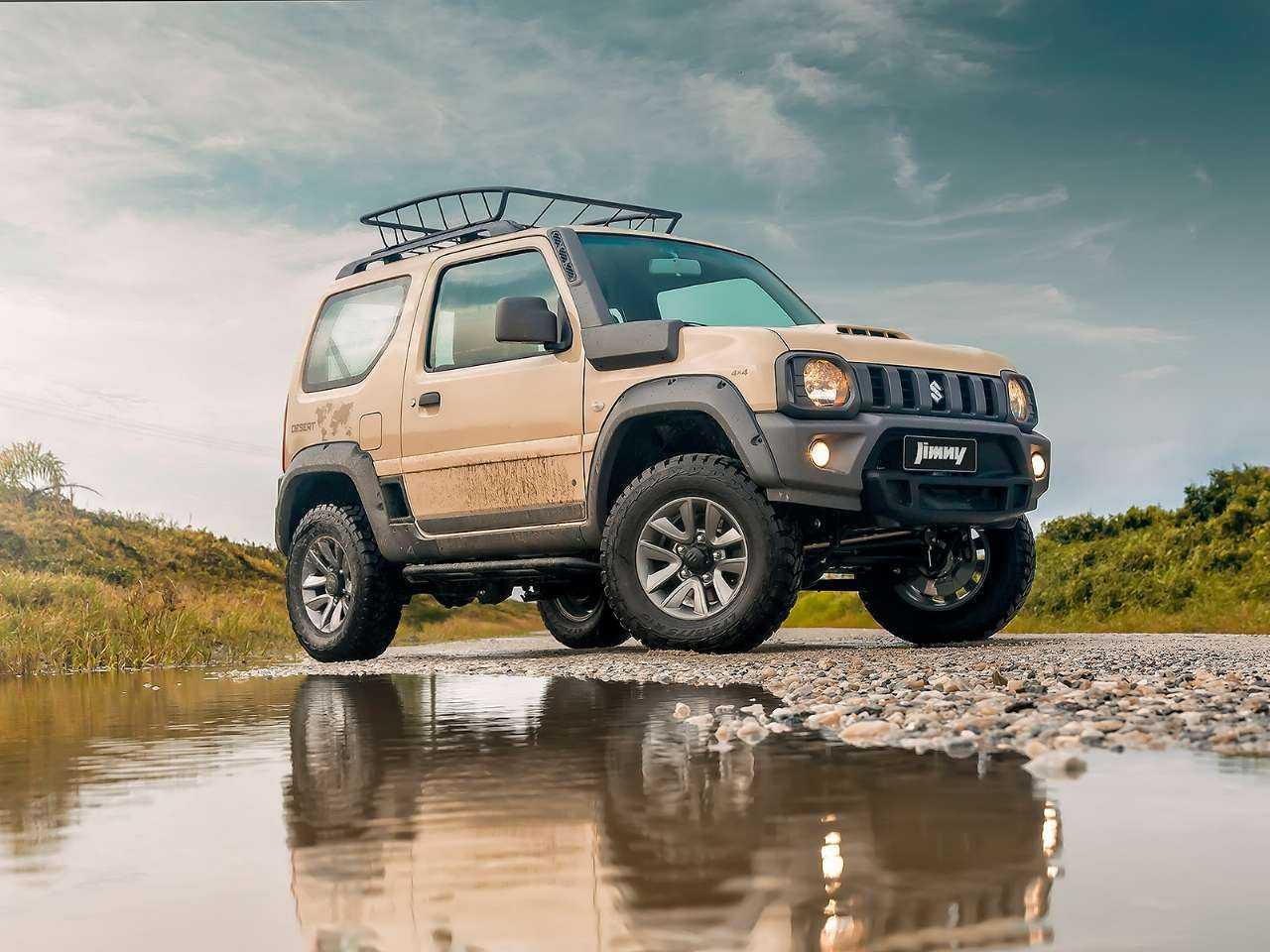 Suzuki jimny 2020 года — компактный внедорожник повышенной проходимости с рамой и полным приводом за 1,36 миллиона рублей
