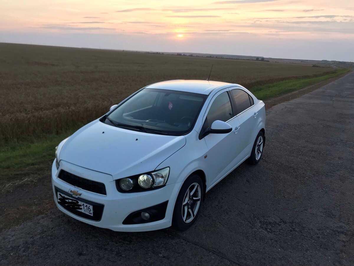 Chevrolet aveo i – с душою дэу