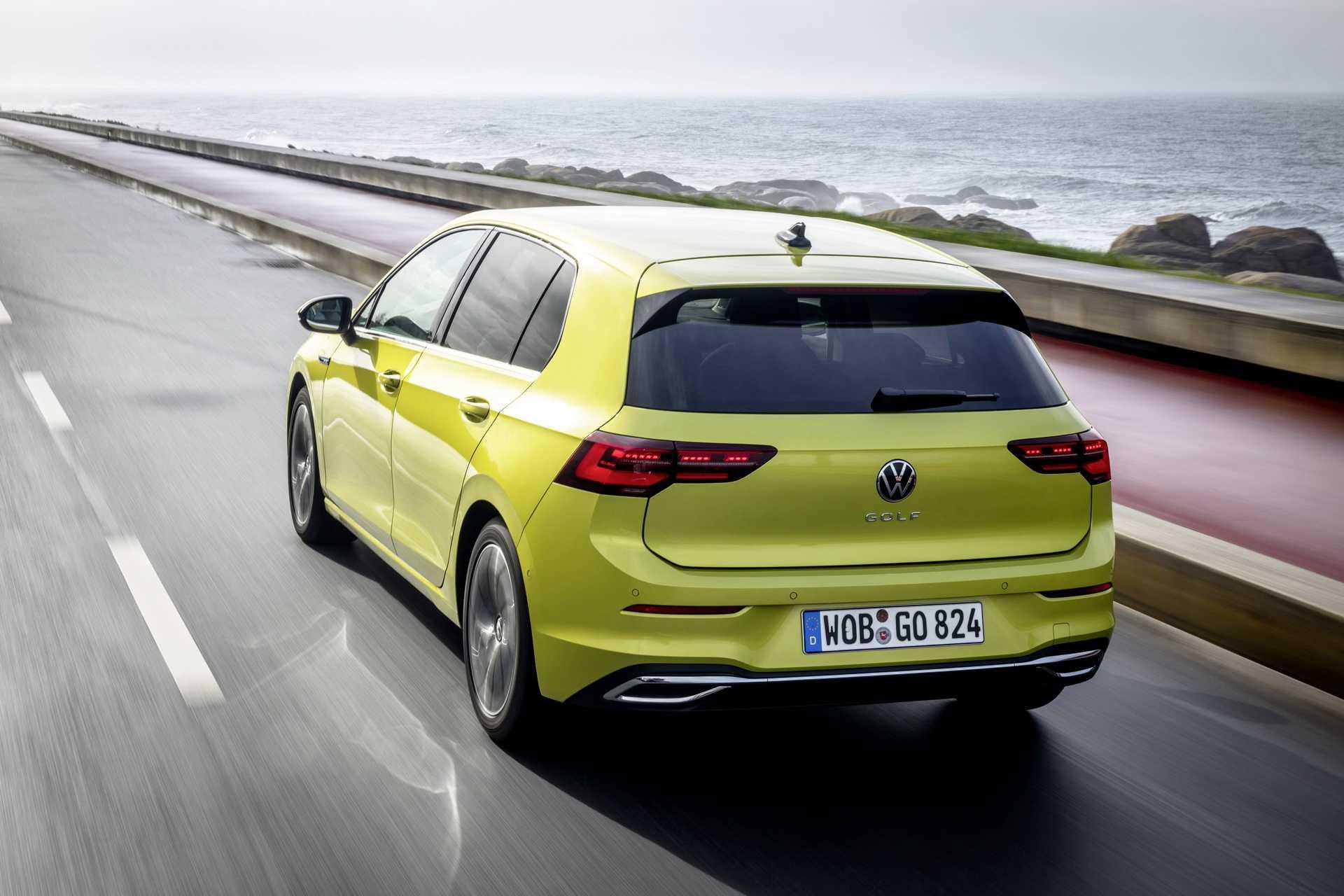 Новый volkswagen golf 2019-2020 цена, технические характеристики, фото, видео