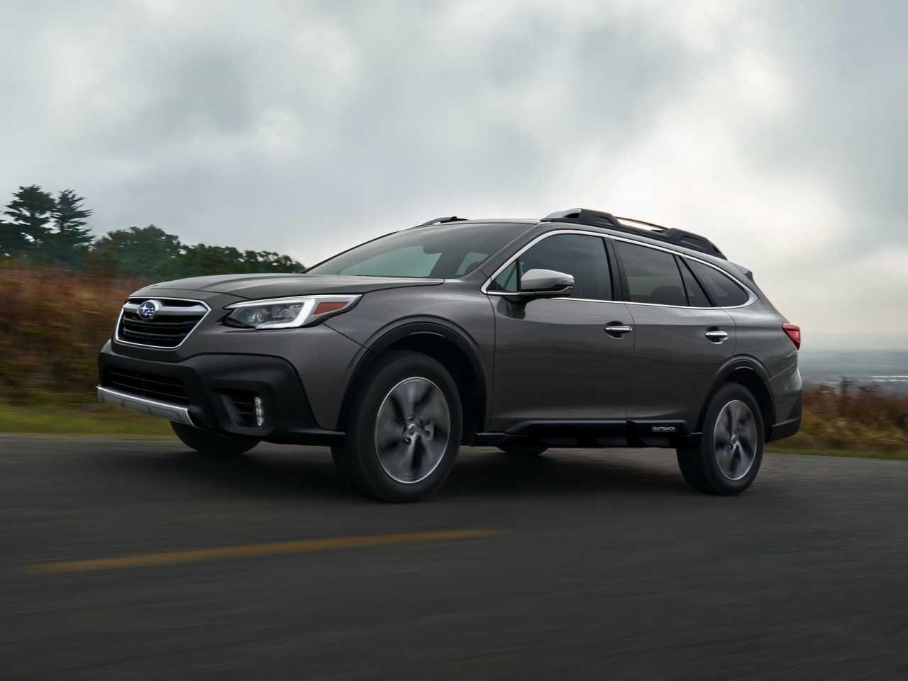 Subaru outback 2020— новое поколение вседорожного кроссовера