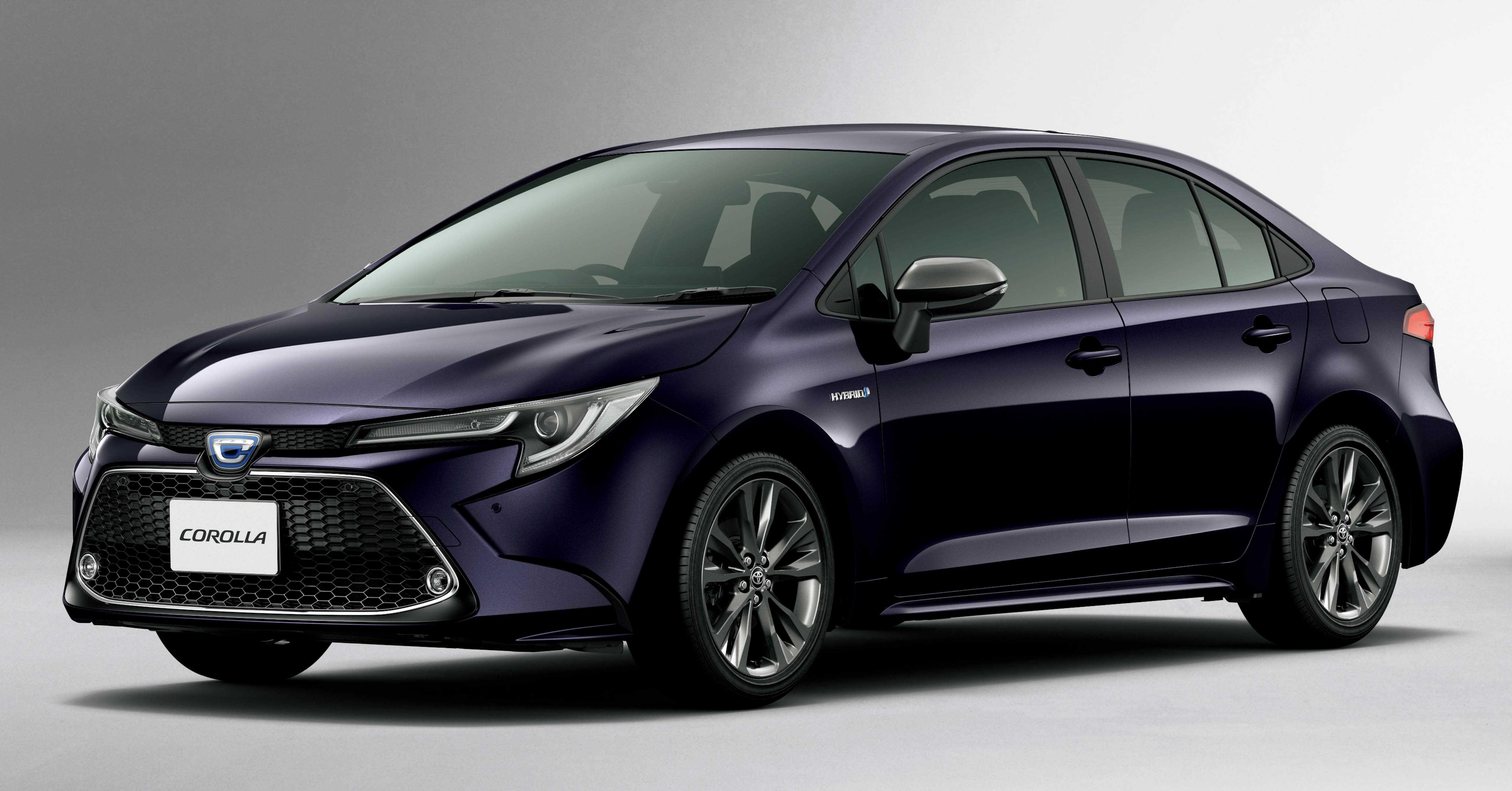 Toyota corolla 2019 года | фото, характеристики, цена новой модели