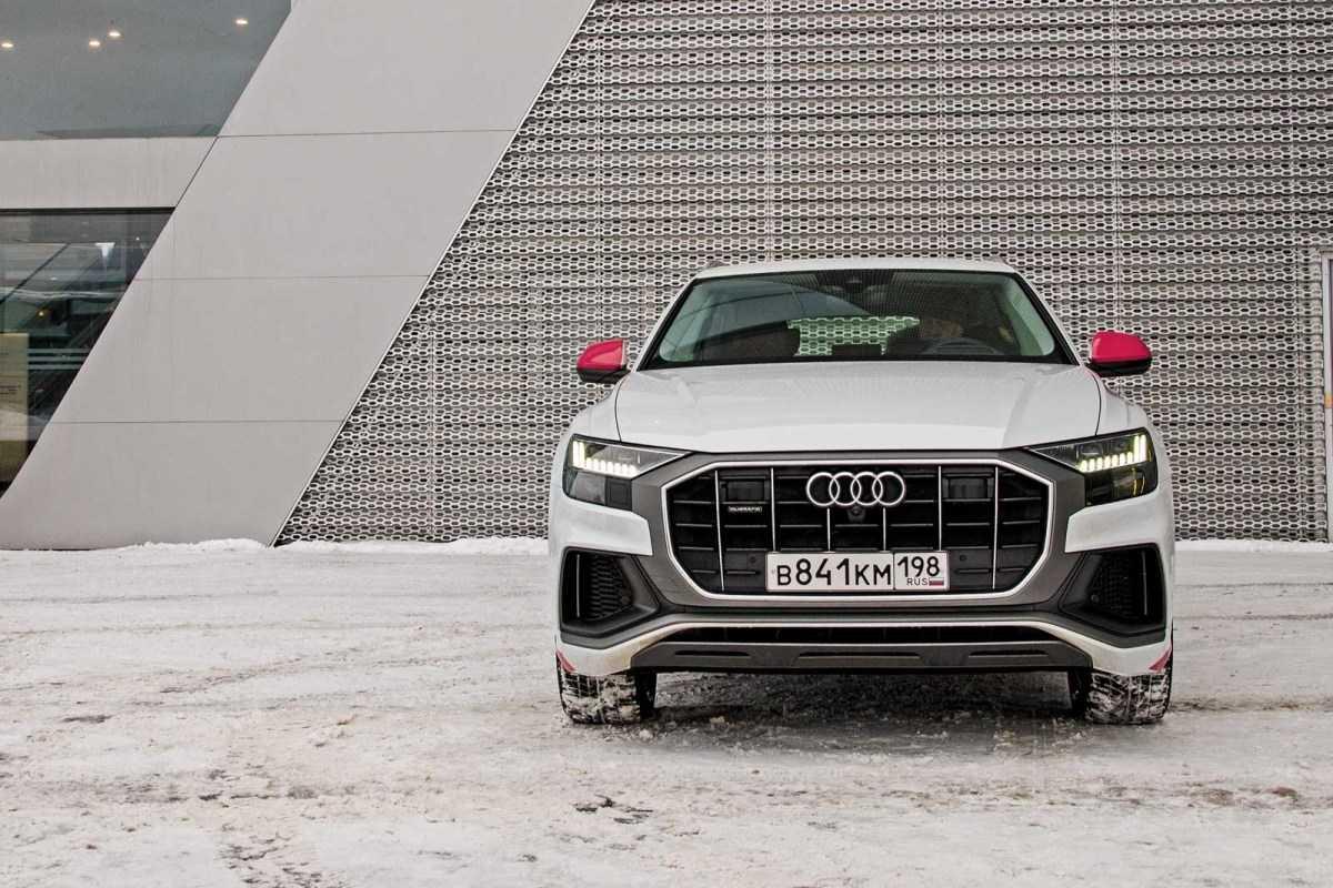 Audi авилон представляет «заряженную» версию флагманского бизнес-седана — новый audi s8