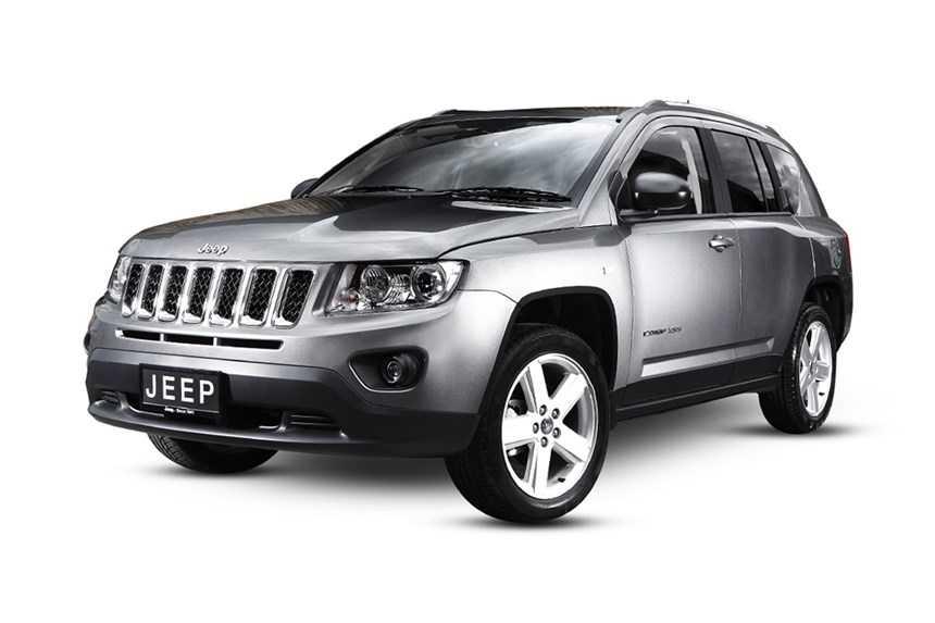 Jeep compass 2.4 at limited (08.2013 - 12.2015) - технические характеристики