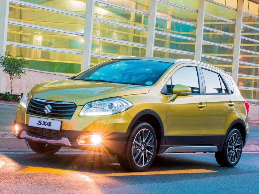 Suzuki sx4 1.6 mt 2wd glx (12.2013 - 07.2016) - технические характеристики