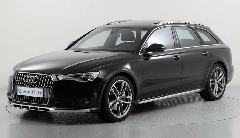 Audi a6 allroad quattro — абсолютно универсальный автомобиль