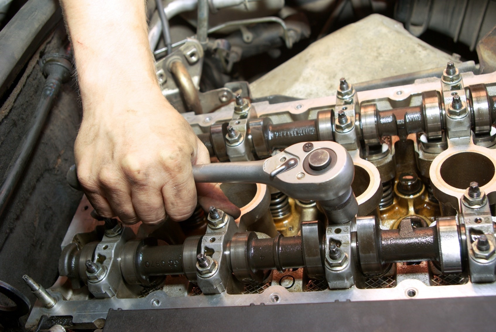 Обкатка двигателя ваз после капитального ремонта