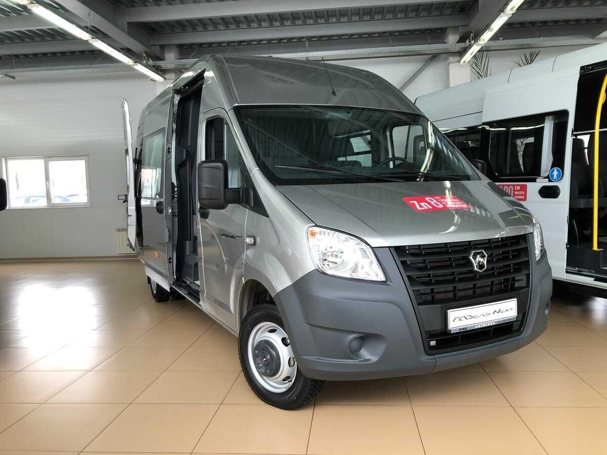 Микроавтобус газель next: цена, технические характеристики, модельный ряд на 8, 18, 20 и 22 места
