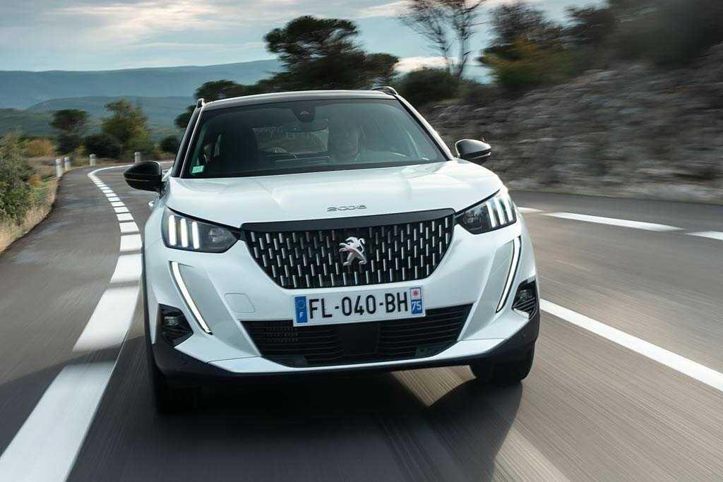 Peugeot 3008 2021 рестайлинг уже в россии! комплектации и цены, фото