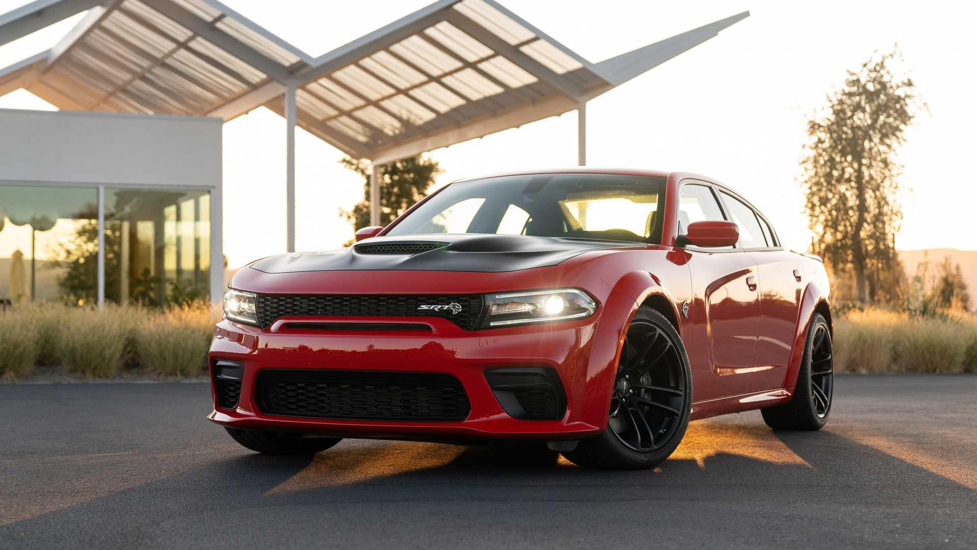 Dodge charger sedan (додж чарджер седан)