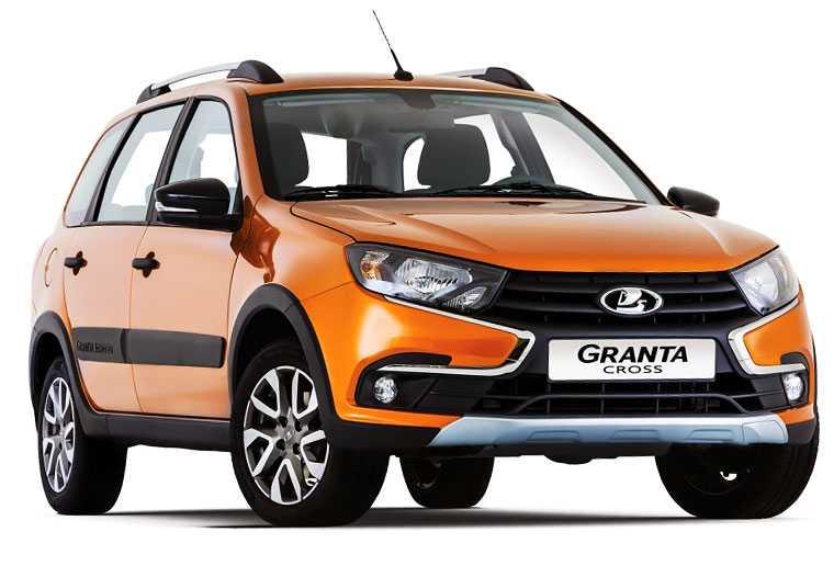 Lada granta cross new