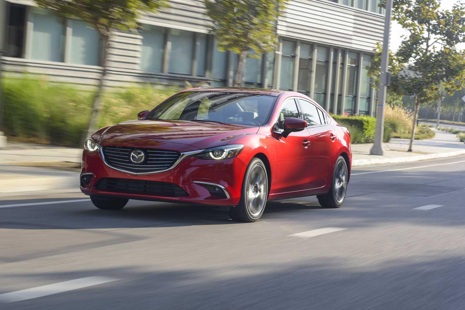 Mazda mazda6 2-й рестайлинг 2019, универсал, 3 поколение (07.2019 - н.в.) - технические характеристики и комплектации