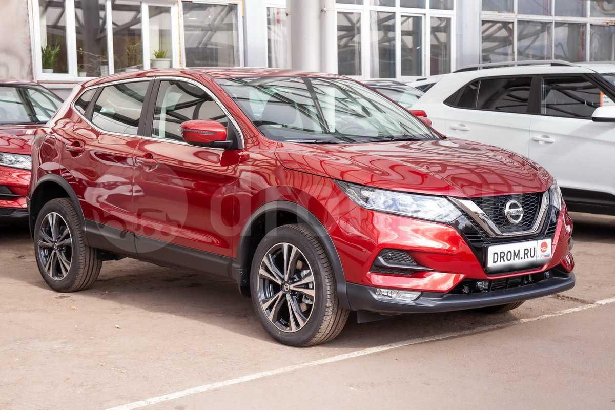 Nissan qashqai - major auto - официальный дилер