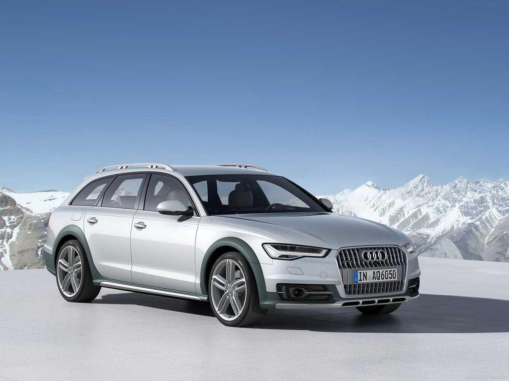 Audi a6 allroad quattro 2013 — отзыв владельца