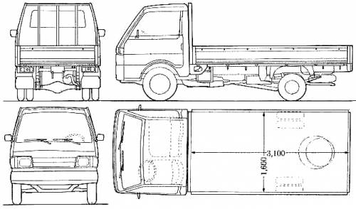 Руководство по эксплуатации, устройство, техническое обслуживание и ремонт nissan atlas, condor.