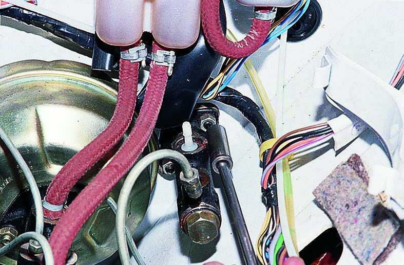 Регулировка сцепления автомобилей ваз 2107, 2105, 2104
