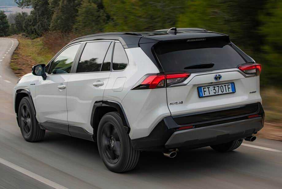 Тойота рав 4 2021 (5) + 1,9 млн! цены и комплектации, фото, характеристики нового кузова
