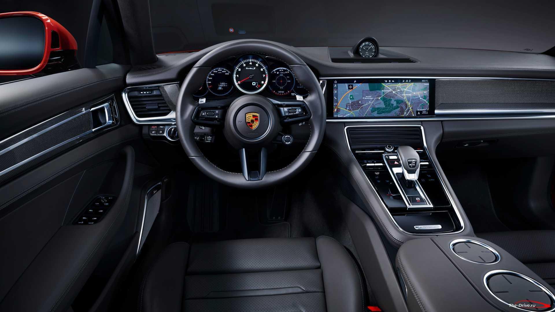 Porsche panamera 2021: фото, цена, комплектации, старт продаж в россии