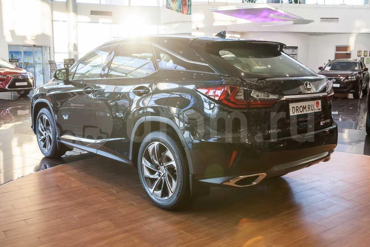 Lexus rx200t 2.0t at awd executive+ (07.2017 - 12.2017) - технические характеристики