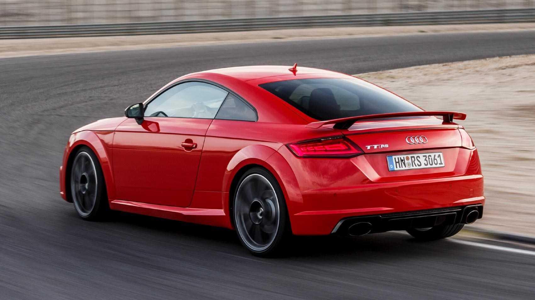 Audi tt rs 2019-2020 цена, технические характеристики, фото, видео тест-драйв