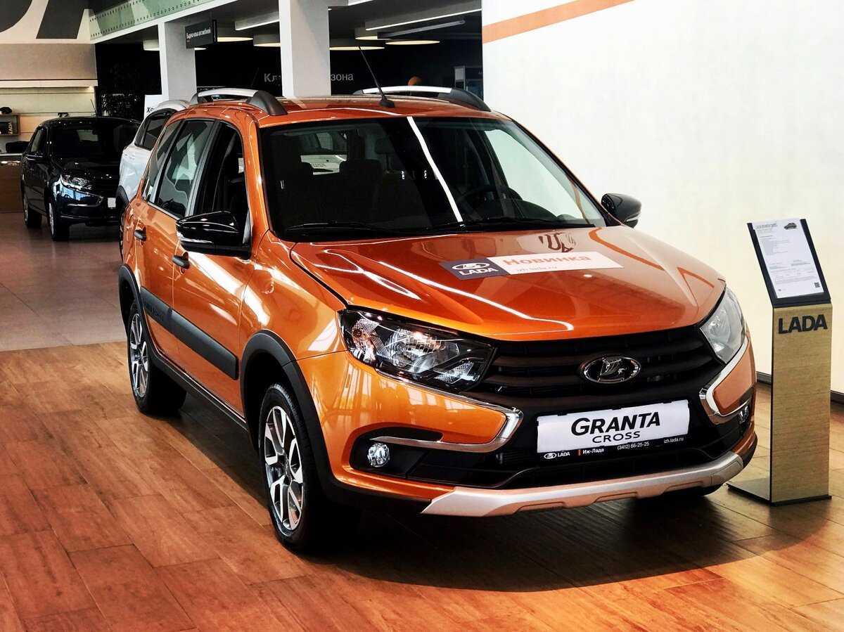 Lada granta cross поколения 1 рестайлинг, универсал в москве: характеристики, комплектации, цены :: «цена авто»