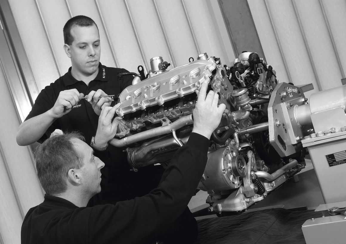 Зачем нужна обкатка двигателя после капитального ремонта ⋆ автомастерская