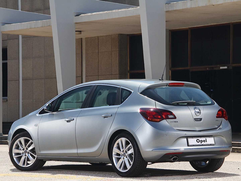 Opel astra с литровым двигателем