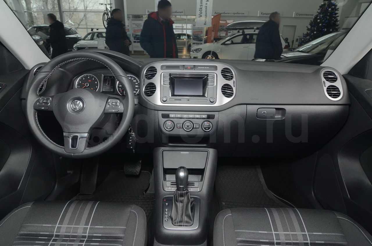 Volkswagen tiguan 2.0 tsi at allstar (06.2016 - 03.2017) - технические характеристики