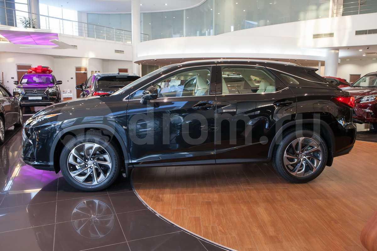 Lexus rx200t 2.0t at awd f sport executive (11.2016 - 12.2017) - технические характеристики
