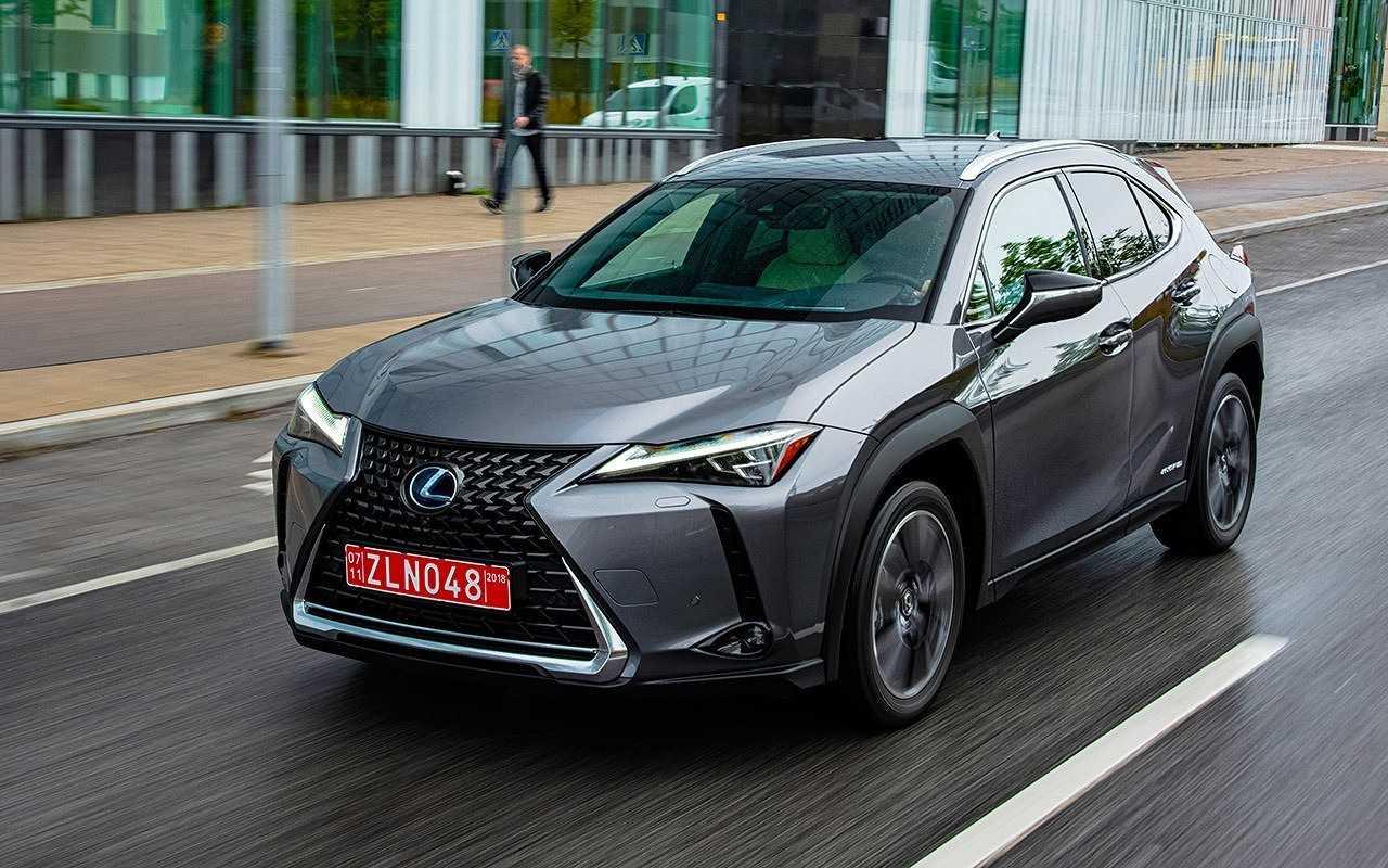 Lexus lm 2020: минивэн премиум-класса