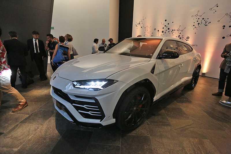 Lamborghini устанавливает рекорд продаж и прибыли в 2019 году - 8 205 единиц, проданных по всему миру, более половины - внедорожник urus