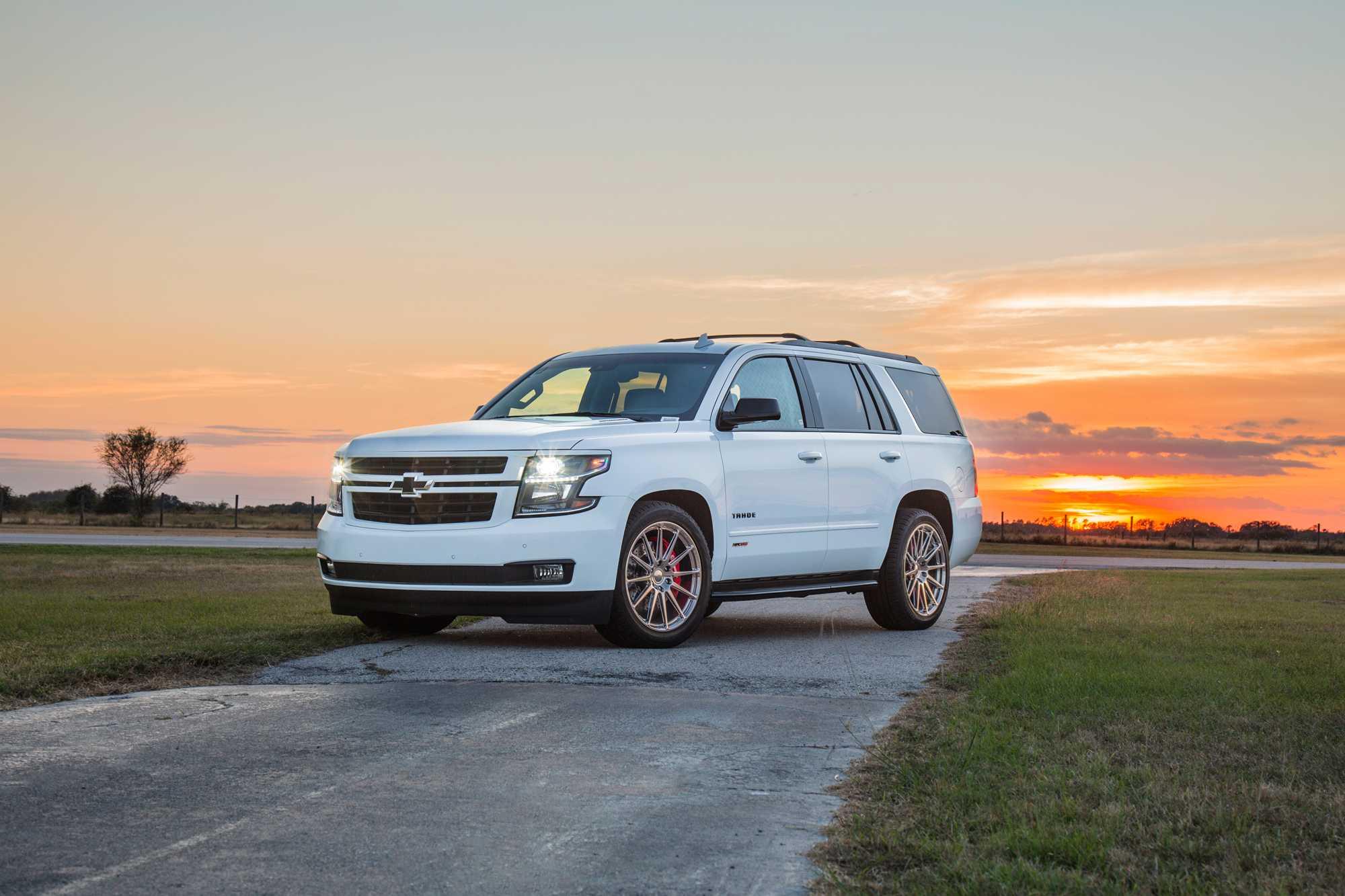 Chevrolet tahoe 2020 года — улучшенная версия популярного 7-местного внедорожника с пневмоподвеской и премиальным оснащением